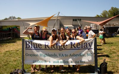 Blue Ridge Relay Reflections